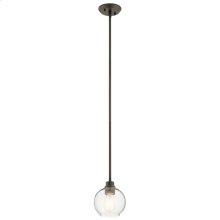 Harmony Collection Harmony 1 Light Mini Pendant OZ