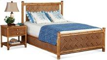 Summer Retreat Chippendale Bedroom Set