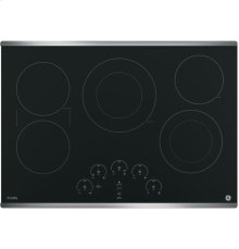 "GE Profile™ Series 30"" Built-In Touch Control Electric Cooktop"