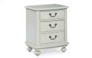 Inspirations by Wendy Bellissimo - Morning Mist Nightstand Product Image