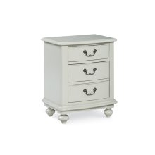 Inspirations by Wendy Bellissimo - Morning Mist Nightstand