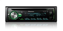 CD Receiver with Improved Pioneer ARC App Compatibility, MIXTRAX ® , Built-in Bluetooth ® , and Color Customization