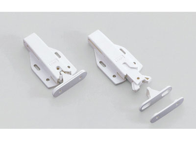 Non-magnetic Touch Latch