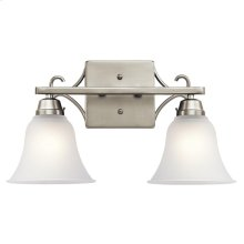 Bixler Collection Bixler 2 Light Bath NI