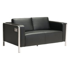 Thor Loveseat Black Product Image