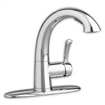American StandardQuince 1-Handle Pull Out Kitchen Faucet - Stainless Steel