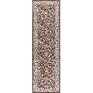 Fairview - FVW3208 Brown Rug
