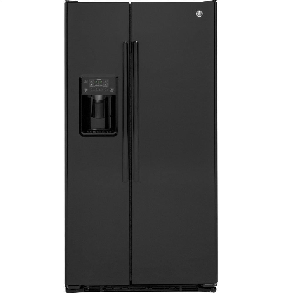 GE21.9 Cu. Ft. Counter-Depth Side-By-Side Refrigerator