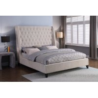 Elaina Porcelain Bed Collection Product Image