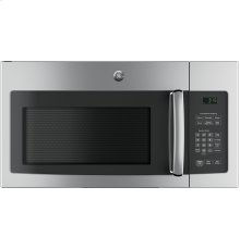 JNM3163RJSS*** GE® 1.6 Cu. Ft. Over-the-Range Microwave Oven with Recirculating Venting