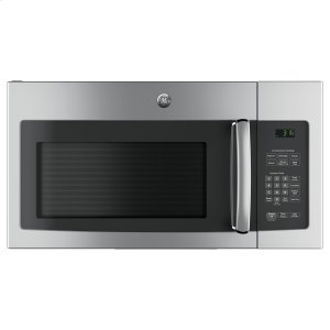 GE® 1.6 Cu. Ft. Over-the-Range Microwave Oven with Recirculating Venting - STAINLESS STEEL