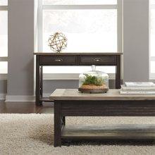 Drawer Sofa Table