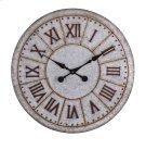 Gilbert Galvanized Clock Product Image
