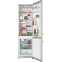KFN 13923 DE edt/cs Freestanding fridge-freezer with convenient interior cabinet and IceMaker for fresh ice cubes any time.