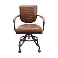 Foster Desk Chair - Soft Brown