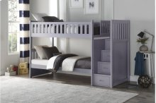 Bunk Bed With Reversible Step Storage