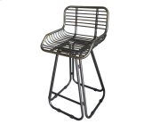 "Emerald Home D102-24 Laurell Hill 24"" Bar Stool, Patina Gray Product Image"