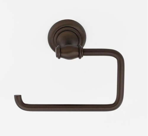 Charlie's Collection Single Post Tissue Holder A6766 - Chocolate Bronze