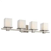 Tully Collection Tully 4 light Bath Light in Antique Pewter