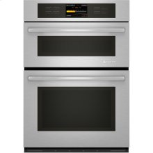 "Combination Oven with V2™ Vertical Dual-Fan Convection System, 30"", Euro-Style Stainless"