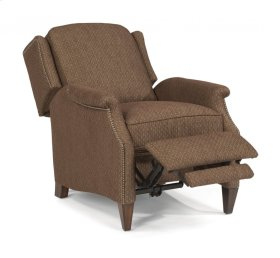 Zevon Fabric Power High-Leg Recliner