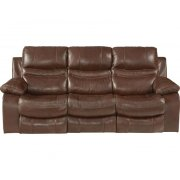 Lay Flat Reclining Console Loveseat Product Image