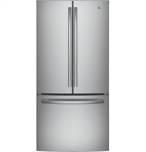 GE® ENERGY STAR® 24.7 Cu. Ft. French-Door Refrigerator Product Image