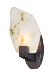 Boulder LED 1-Light Wall Sconce