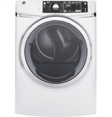 GE® 8.3 cu. ft. Capacity Front Load Gas ENERGY STAR® Dryer with Steam***FLOOR MODEL CLOSEOUT PRICING***