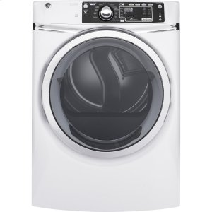 GEGE(R) 8.3 cu. ft. capacity Front Load gas ENERGY STAR(R) dryer with steam