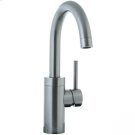 Techno - Lavatory/Kitchen Faucet with Swivel Spout - Polished Chrome Product Image