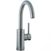 Techno - Lavatory/Kitchen Faucet with Swivel Spout - Polished Chrome