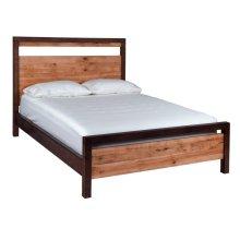 """Heartwood Queen Bed 50/21"""""""