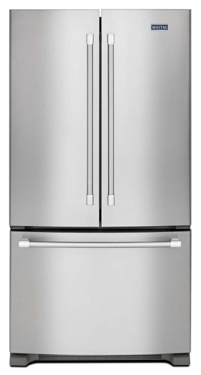 36-inch Wide Counter Depth French Door Refrigeratir - 20 cu. ft. Product Image