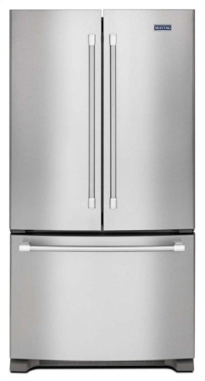 36-inch Wide Counter Depth French Door Refrigeratir - 20 cu. ft. Product Image