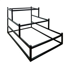 Metal Display Rack for Queen