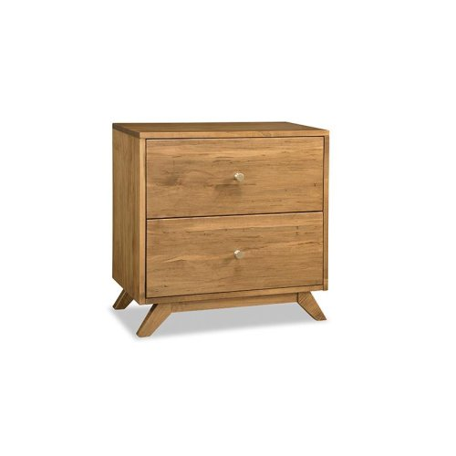 Tribeca 2 Drawer Lateral File Cabinet