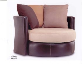 Swivel Pod Chair