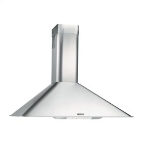 "Broan 290 CFM, 30"" Wall-Mounted Chimney Hood in Stainless Steel"
