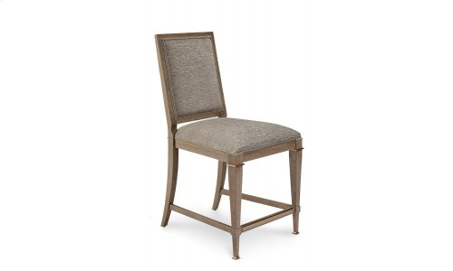 Cityscapes Bleecker Uph Back Counter Stool