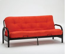 5141 Regan Single Arm Futon Sofa