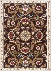 Majesty - MJS1008 Brown Rug
