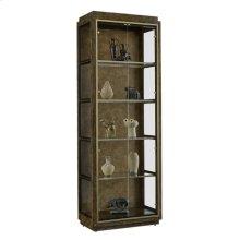 Palms Display Cabinet