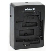 Polaroid Universal Camera & Camcorder Battery Charger For Canon
