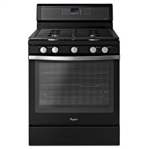 WHIRLPOOLGold(R) 5.8 cu. ft. Capacity Gas Range with Rapid Preheat option