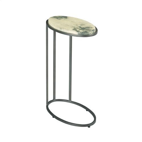 Hidden Treasures Vellum Accent Table