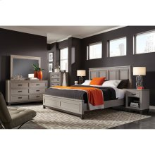 Hyde Park Queen Bed (non storage)