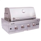 Medallion Series Built-In 4-Burner Grill Product Image