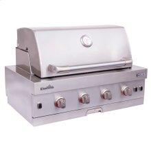 Medallion Series Built-In 4-Burner Grill