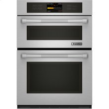 "Combination Oven with V2™ Vertical Dual-Fan Convection System, 30"", Pro-Style® Stainless Handle"